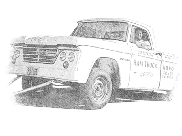 1964 Dodge D-100
